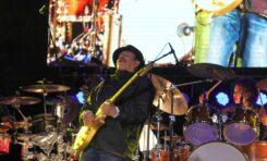 Fotorelacja z koncertu Santany w Dolinie Charlotty