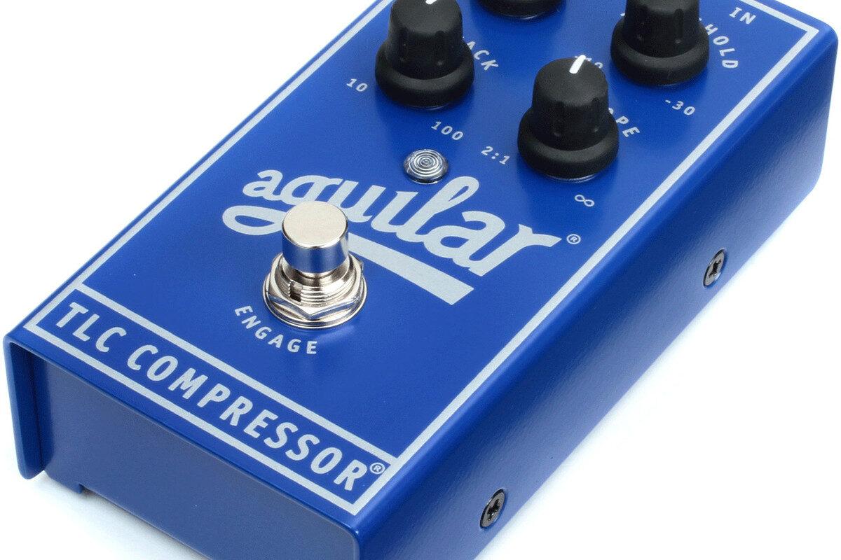 Aguilar TLC Compressor – mini-test efektu basowego