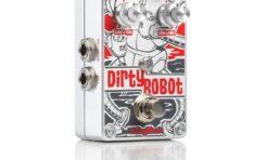 DigiTech Dirty Robot – mini-test efektu gitarowego