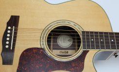"""Guild Westerly Collection F-150CE - test gitary elektroakustycznej z wyróżnieniem """"Sprzęt na Topie"""""""