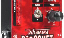 DigiTech Whammy Ricochet – mini-test efektu gitarowego