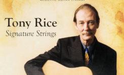 Martin Tony Rice Signature Strings – mini-test strun gitarowych