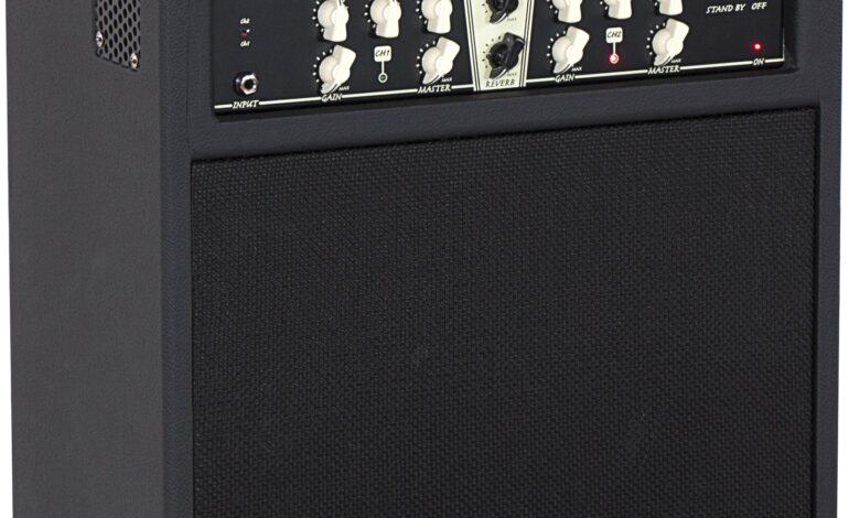 DV Mark DV40 112 – test wzmacniacza gitarowego w TopGuitar