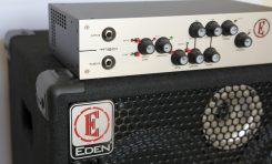 """Eden Terra Nova – test wzmacniacza basowego wyróżnieniem """"Sprzęt na Topie"""""""