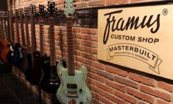 Trwa Warwick&Framus Bass Camp 2016