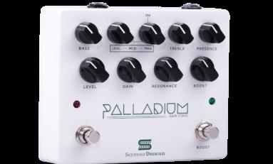 Seymour Duncan Palladium Gain Stage – mini-test efektu gitarowego w TopGuitar