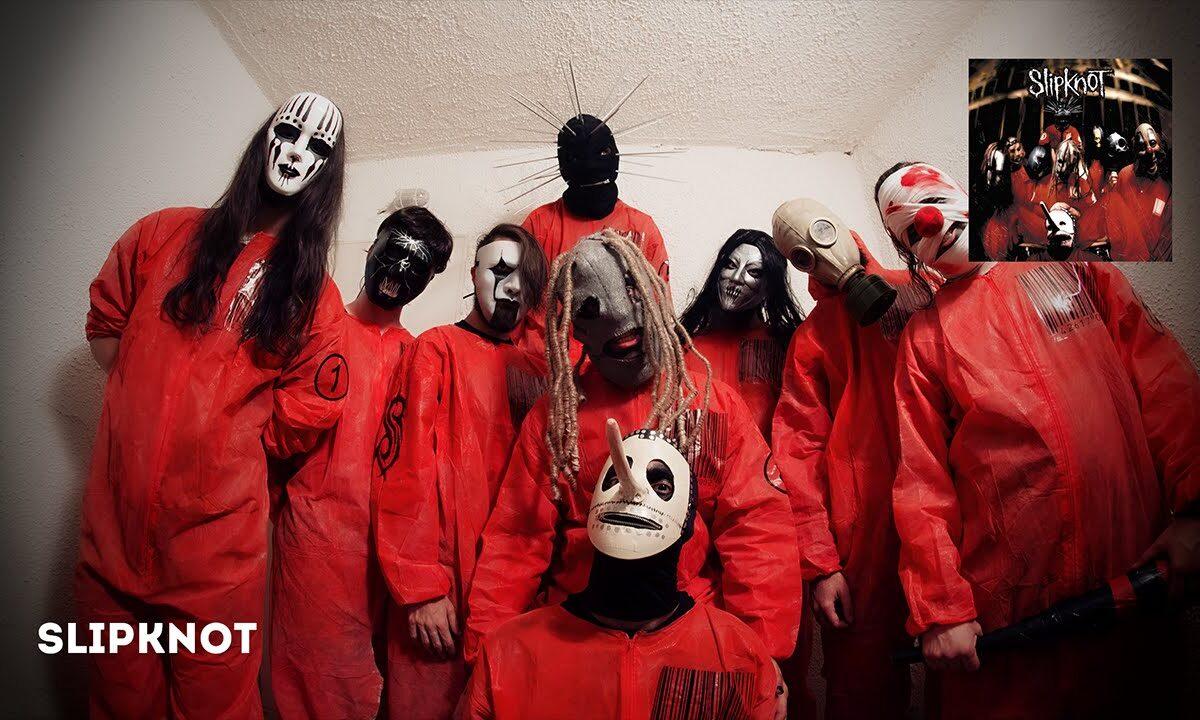 70 utworów Slipknot w 7 minut!