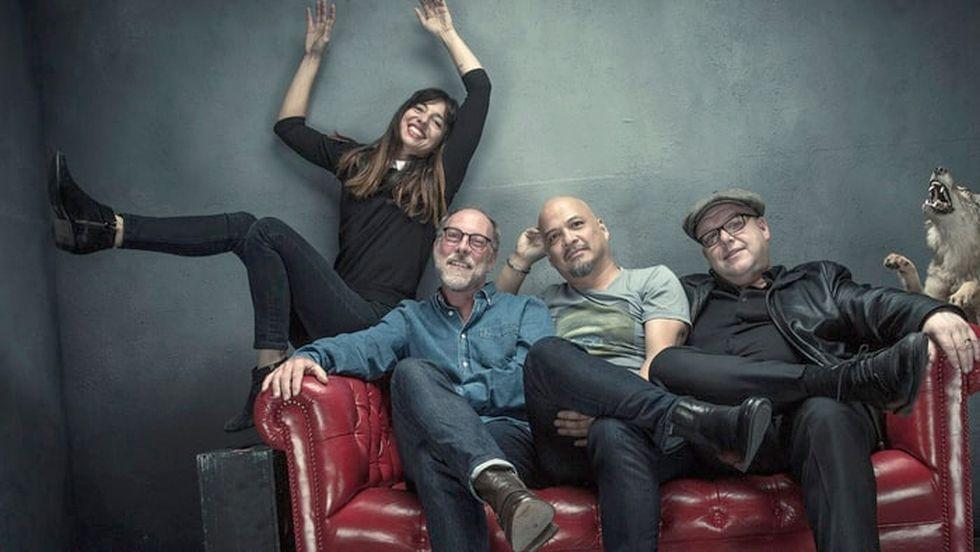 Pixies – premiera płyty oraz koncert w Poznaniu