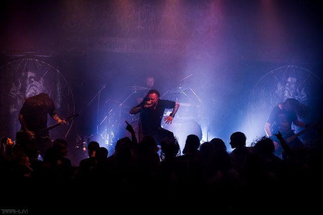 22.10.2016 - Gdynia, Koncert zespołu Decapitated XX-lecie | Fot. Karol Makurat/REPORTER