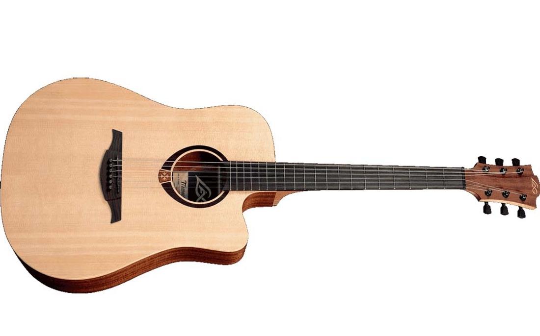 Lag T270DCE gitara elektroakustyczna Tramontane – nowość 2016