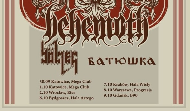 "Behemoth i ""Rzeczpospolita Niewierna"""