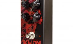 KHDK Dark Blood Kirk Hammett Signature Pedal