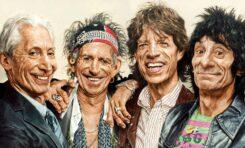Darryl Jones chce być nowym, piątym Stonesem!