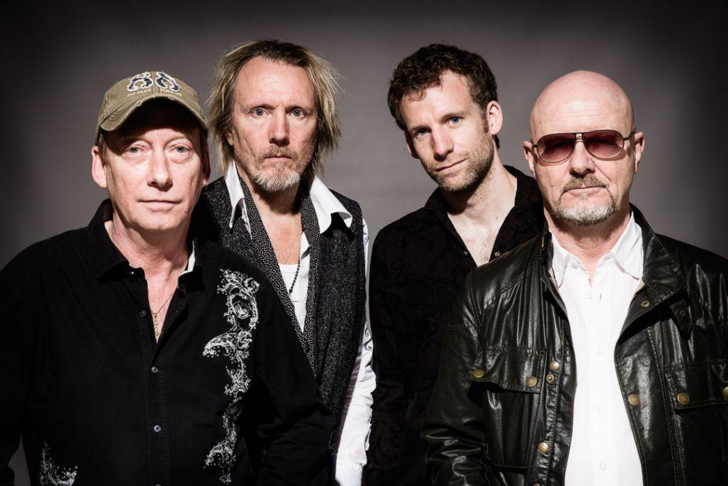 Legendarna formacja Wishbone Ash wraca do Polski aż na cztery koncerty.