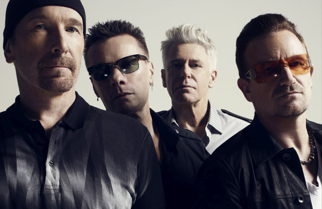 U2 na trasie z albumem The Joshua Tree