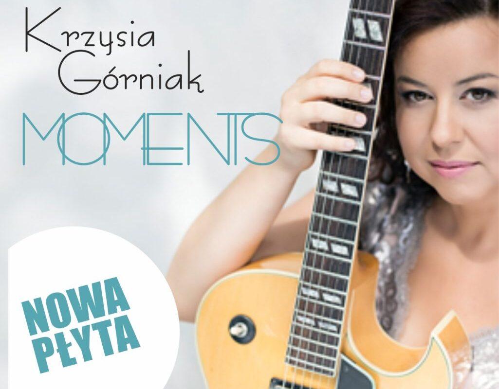 Krzysia Górniak w Studiu Koncertowym Polskiego Radia