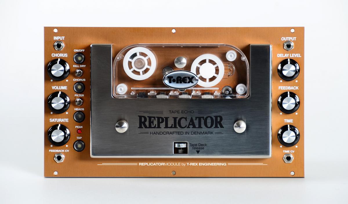 T-Rex – taśmowy delay Replicator w wersji studyjnej