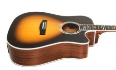 Test: Hagstrom Siljan Dreadnought 2 CE TSB