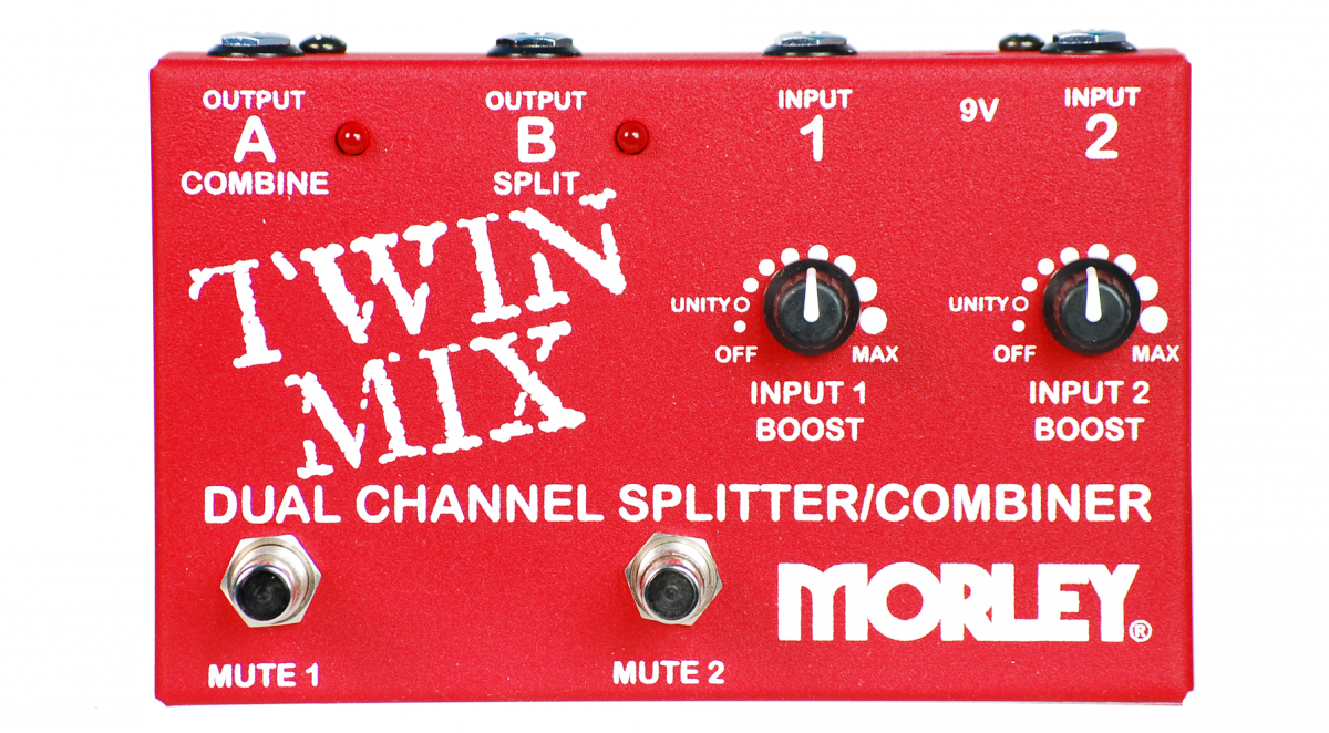 Mini-test: Morley ABY Twin Mix
