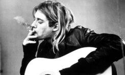 Dzisiaj na aukcję trafia gitara Hagstrom należąca do Kurta Cobaina