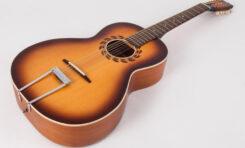 Nowe 12-strunowe gitary Vintage Statesboro