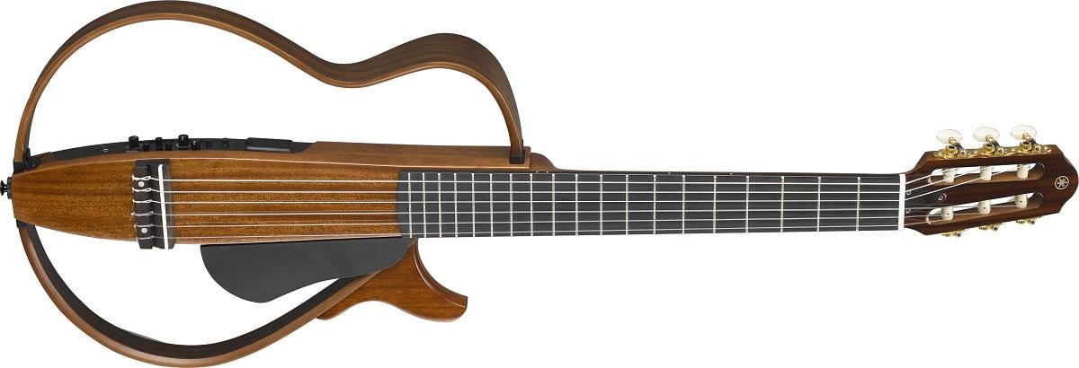 Cichy klasyk – Yamaha SLG200NW Silent Guitar