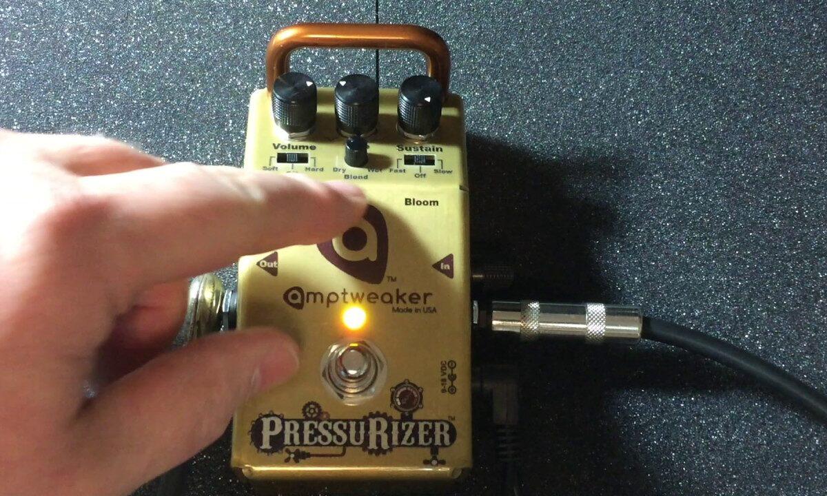 Amptweaker Pressurizer – Innowacyjny kompresor