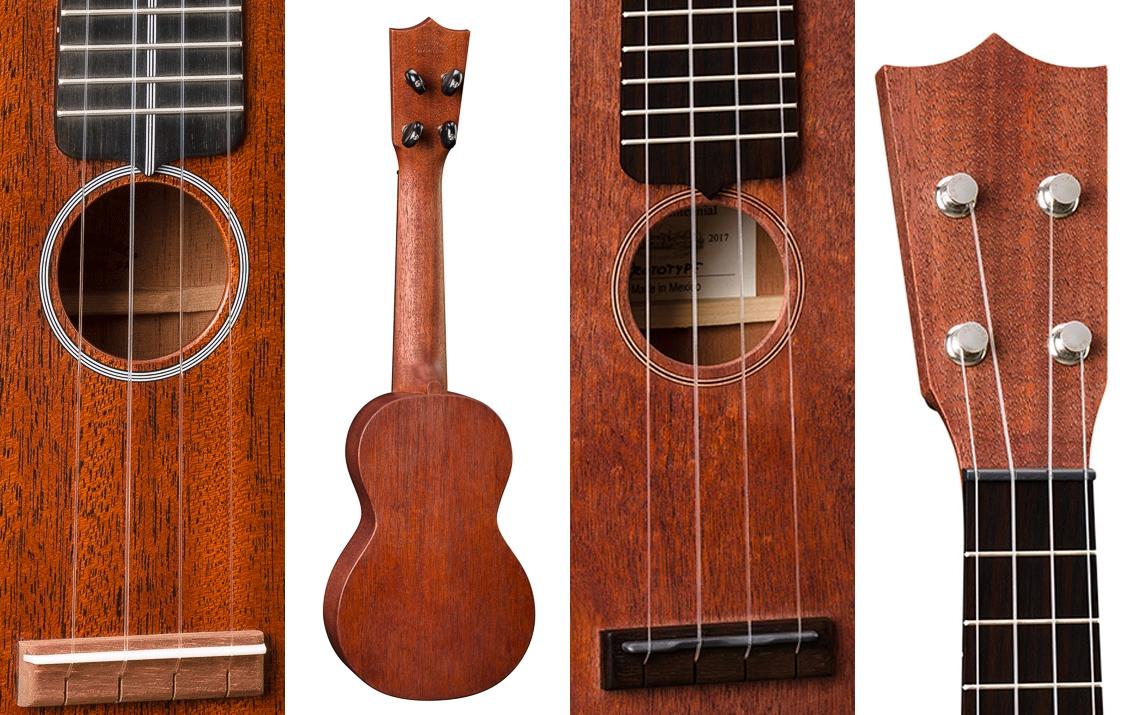 Przy okazji 100 rocznicy produkcji pierwszego ukulele w historii firmy, Martin przedstawia 3 nowe modele tego instrumentu