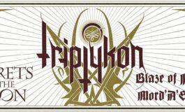 Triptykon, Secrets of the Moon, Mord'a'Stigmata, Blaze of Perdition – 19 marca 2017, B90, Gdańsk
