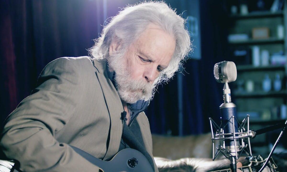 D'Angelico Guitars przedstawia sygnowaną gitarę Boba Weira