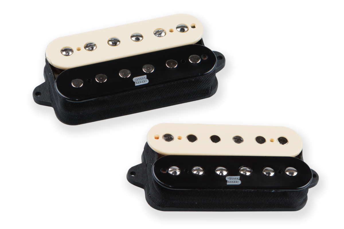 Nowe przetworniki gitarowe Seymour Duncan 2017