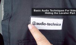 Magazyn przydatnej wiedzy na kanale YouTube firmy Audio-Technica