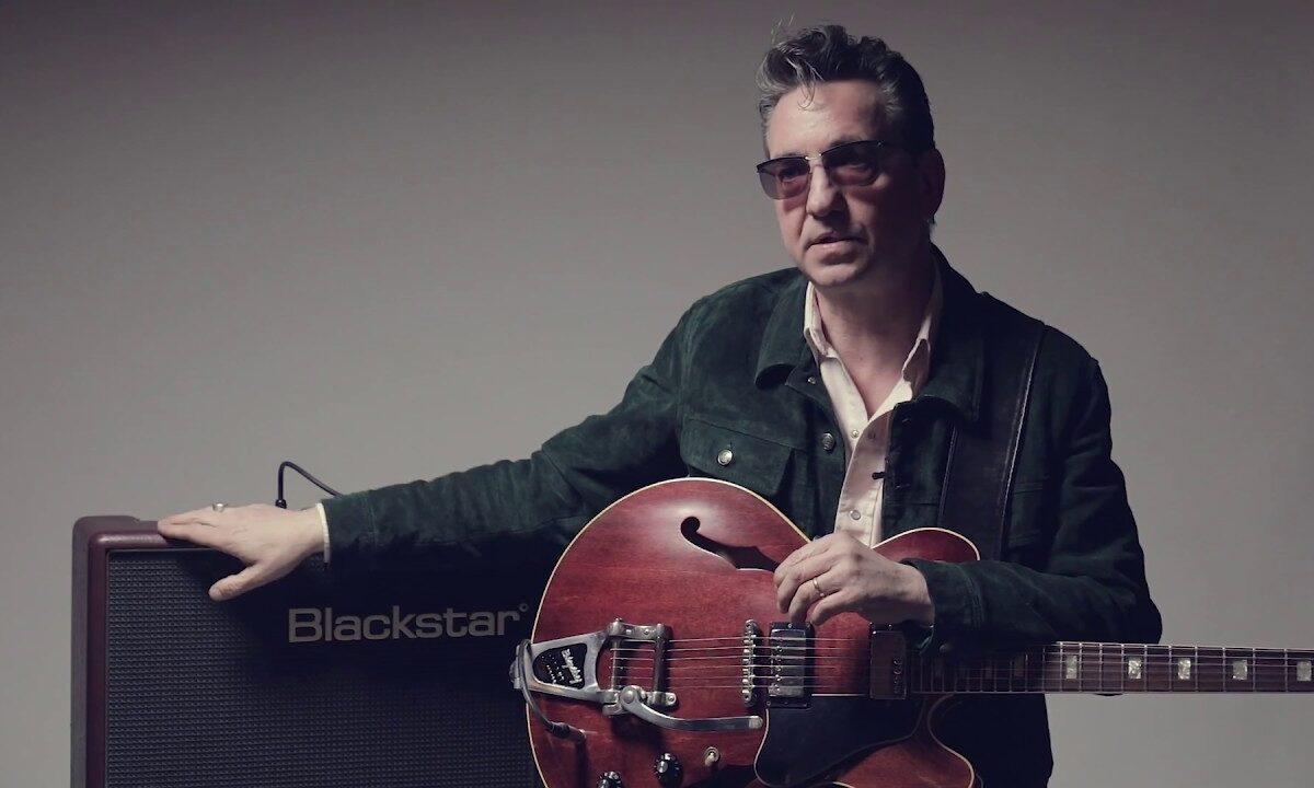 Richard Hawley o współpracy z Blackstar Amps i nie tylko