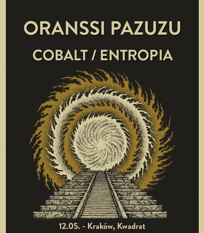 Oranssi Pazuzu i Cobalt w Polsce