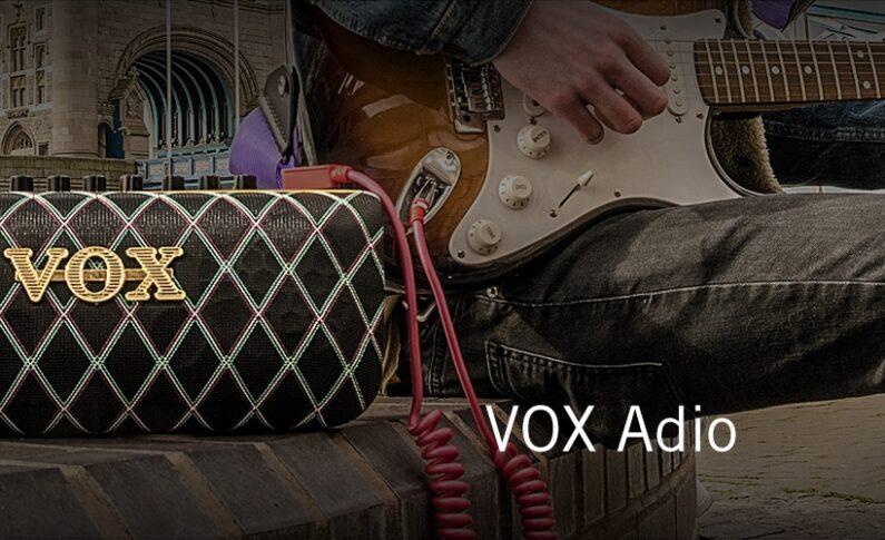 """Nowe """"zabawki"""" od VOXa z okazji 60-tej rocznicy debiutu firmy"""