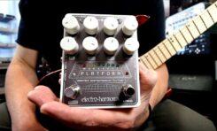Electro-Harmonix prezentuje The Platform