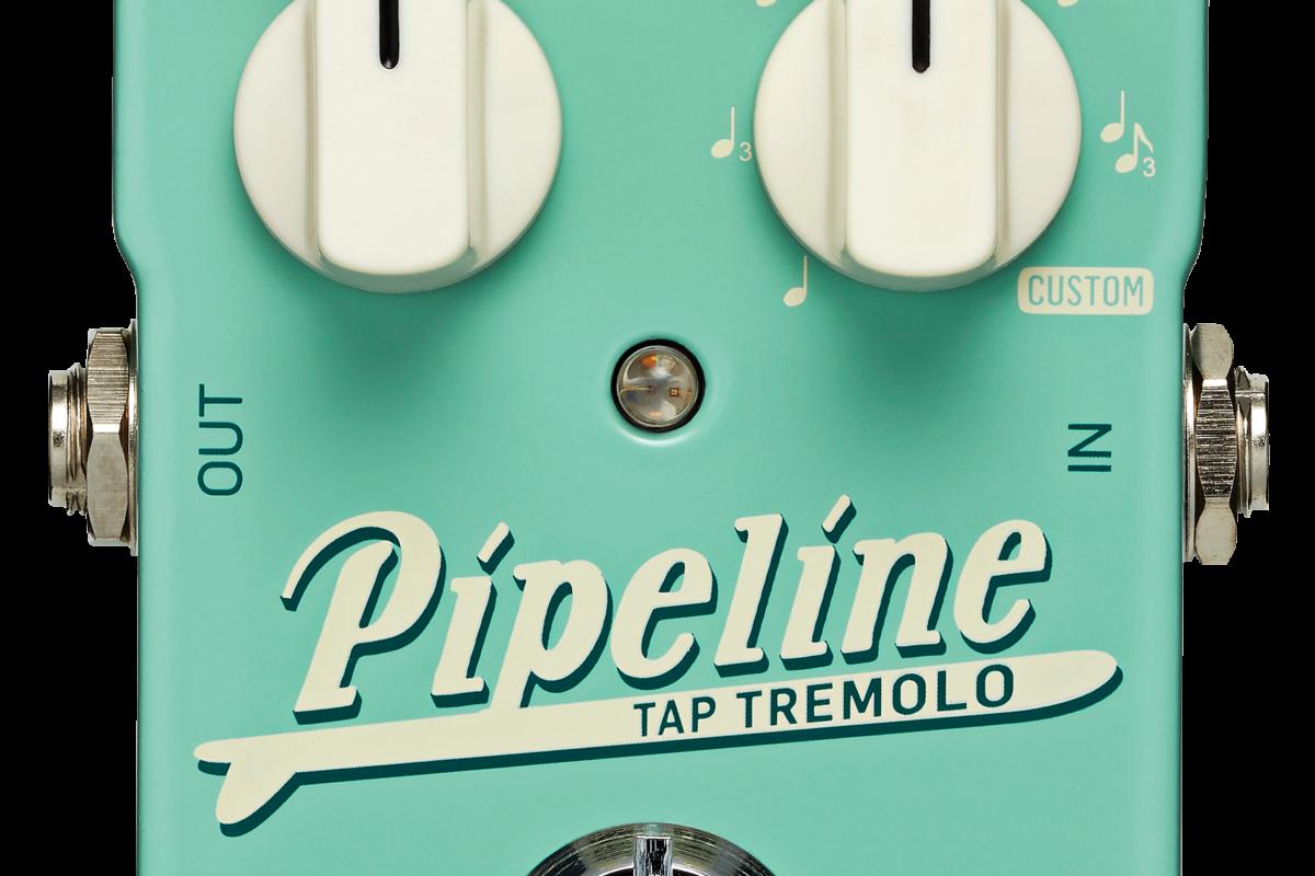 Nowość od TC Electronic – Pipeline Tap Tremolo