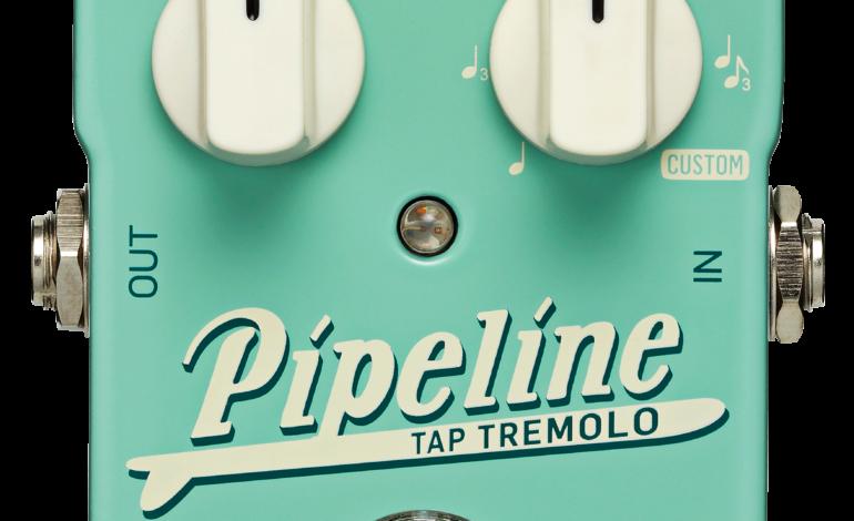 Nowość od TC Electronic - Pipeline Tap Tremolo