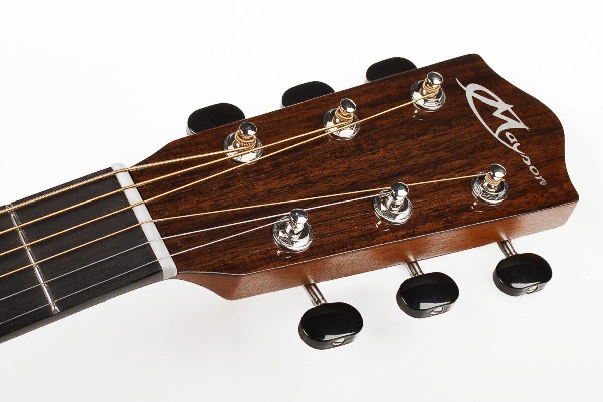 Mayson MS10/SCE – test gitary elektroakustycznej