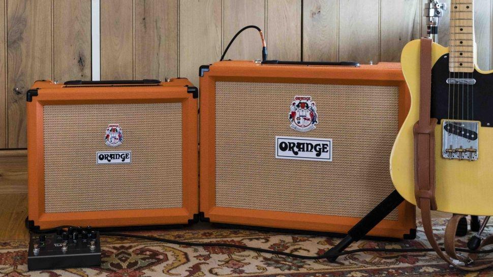 Orange Rocker 15 i Rocker 32