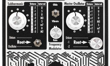 Efekt EarthQuaker Devices Data Corrupter – Modulated PLL Harmonizer – Analog Synth Style Sound Machine