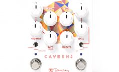 Keeley Caverns V2 – połączenie efektu delay i reverb