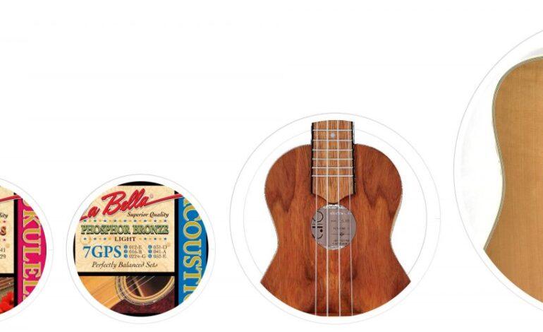 Nakręć filmik i wygraj gitarę akustyczną lub ukulele