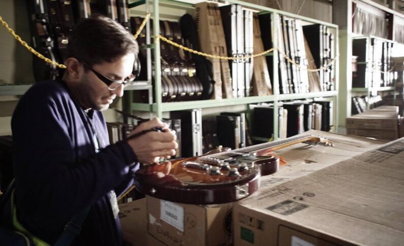 Piotr Stolarski – nasz człowiek w Yamaha Design Laboratory