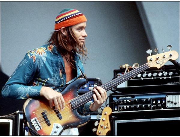 """1962 Fender Jazz, a.k.a. the """"Bass of Doom,"""""""