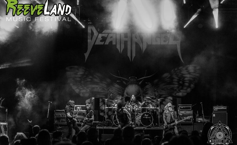 Death Angel Reeveland 2017
