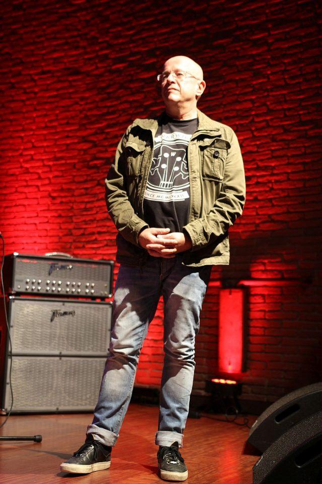 Hans-Peter Wilfer, fot. Maciej Warda