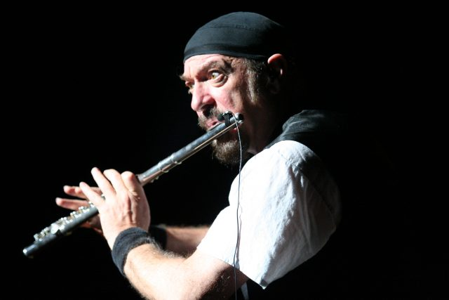 Ian Anderson, Jethro Tull, fot. Craig O'Neill