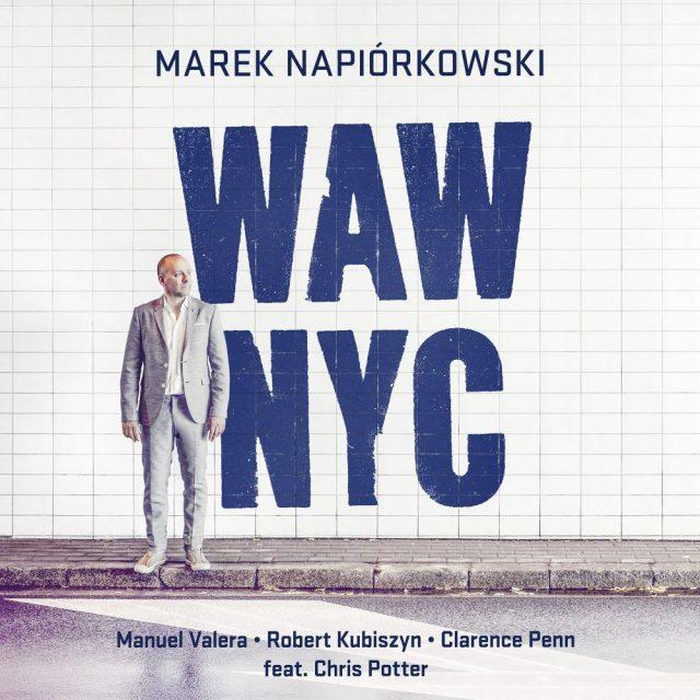 Marek Napiórkowski - nowa płyta