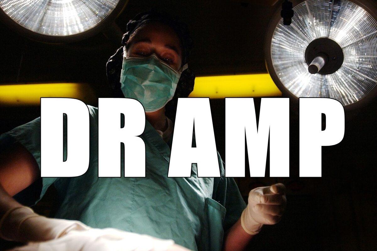 Dr Amp – Gdy brak starych części cz. 2